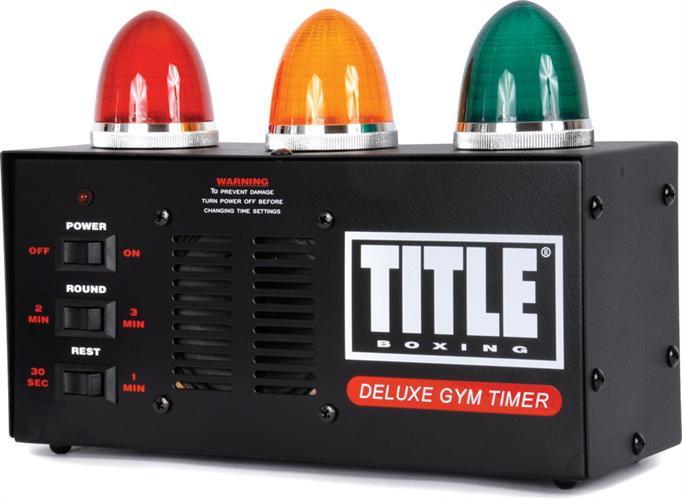 Title Title Deluxe Gym Timer